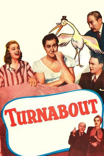 Turnabout Poster