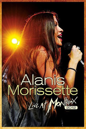 Alanis Morissette: Live at Montreux Poster