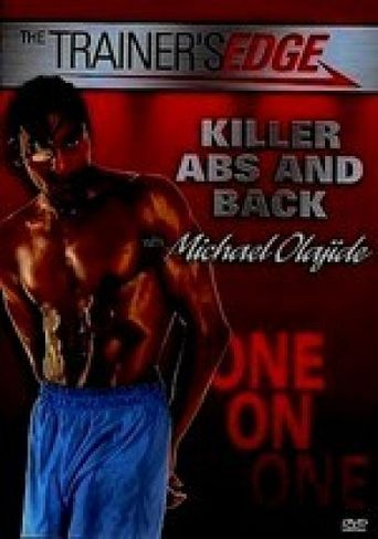 The Trainer's Edge - Killer Abs and Back with Michael Olajide Poster
