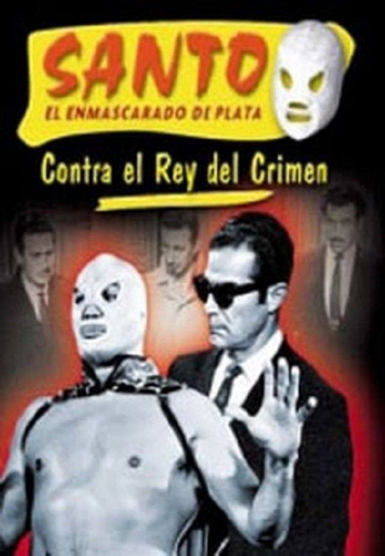 Santo vs. the King of Crime Poster