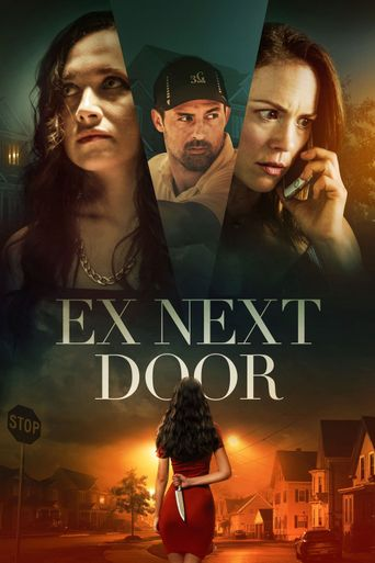 The Ex Next Door Poster