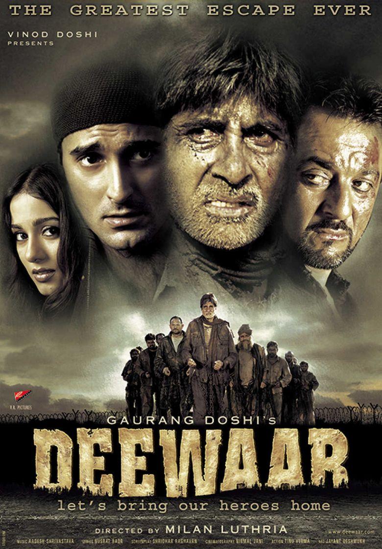 Deewaar: Let's Bring Our Heroes Home Poster