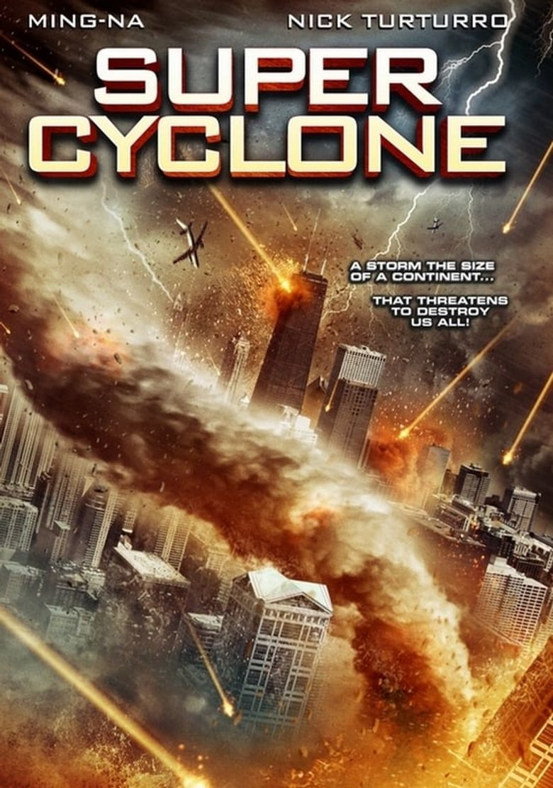 Super Cyclone Poster