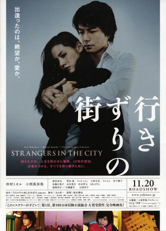 Strangers in the City Poster