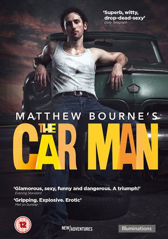 Matthew Bourne's The Car Man Poster