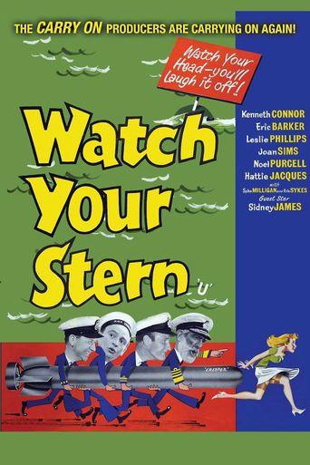 Watch Your Stern Poster