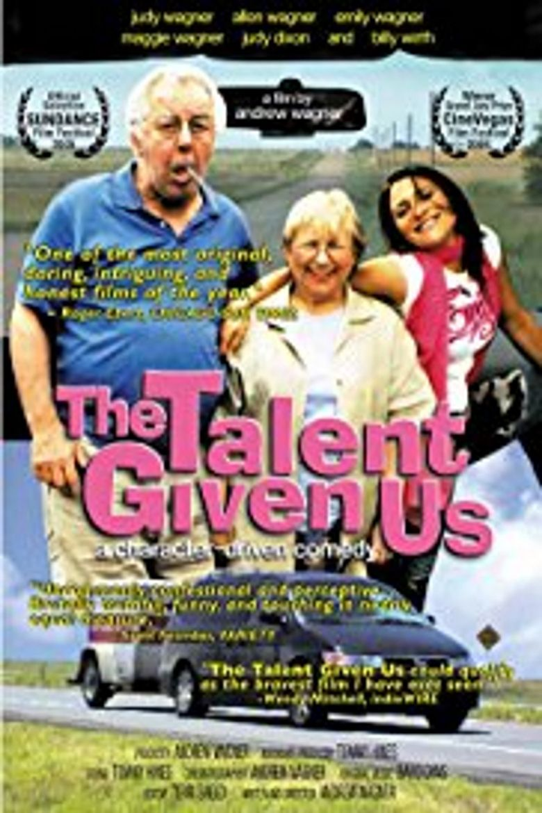 The Talent Given Us Poster