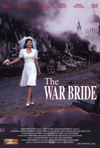 The War Bride Poster