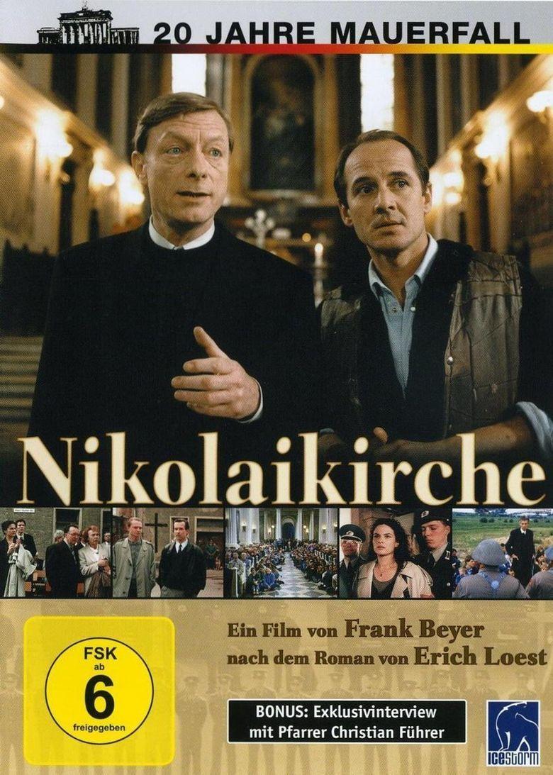 Nikolaikirche Poster