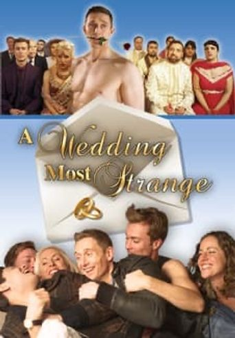 A Wedding Most Strange Poster