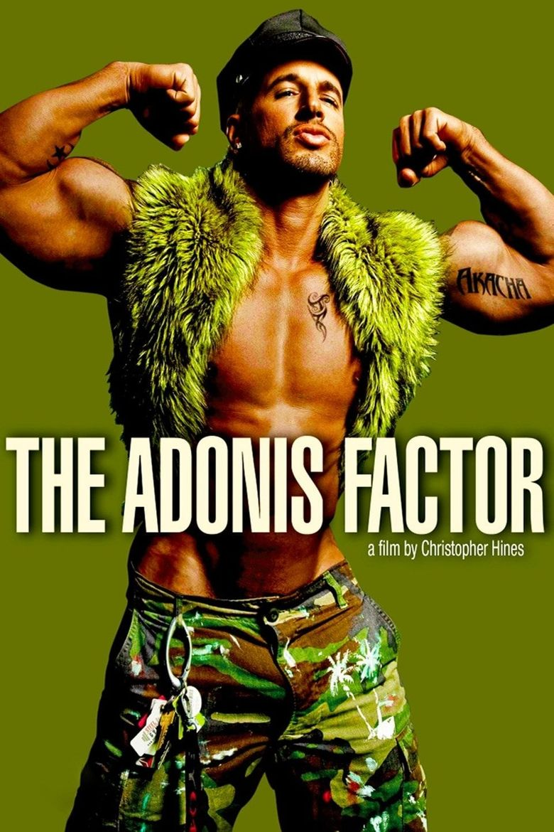 The Adonis Factor Poster