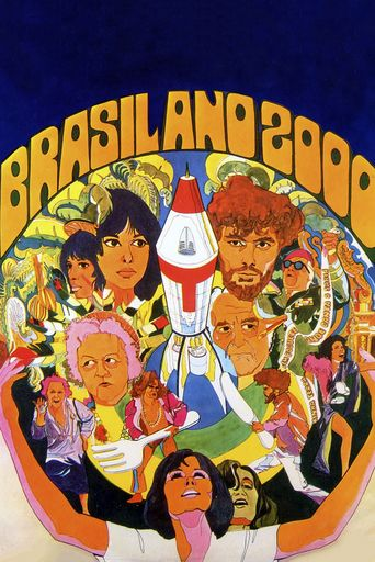 Brazil Year 2000 Poster