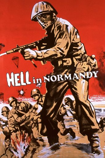 Hell in Normandy Poster