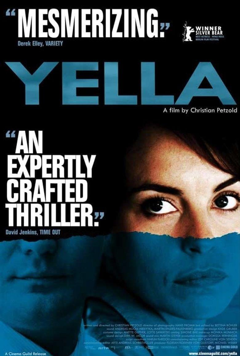 Yella Poster