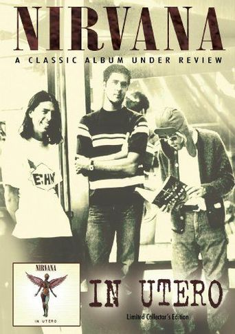 Nirvana: In Utero Poster