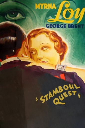 Stamboul Quest Poster