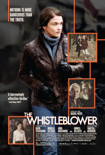 Watch The Whistleblower