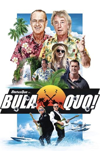 Bula Quo! Poster