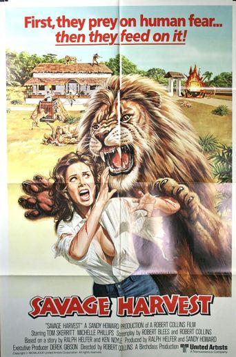 Savage Harvest Poster