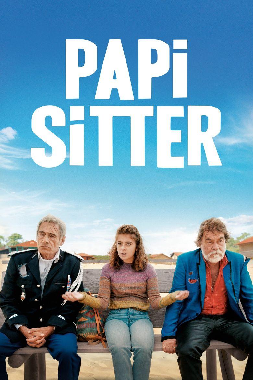 Papi Sitter Poster