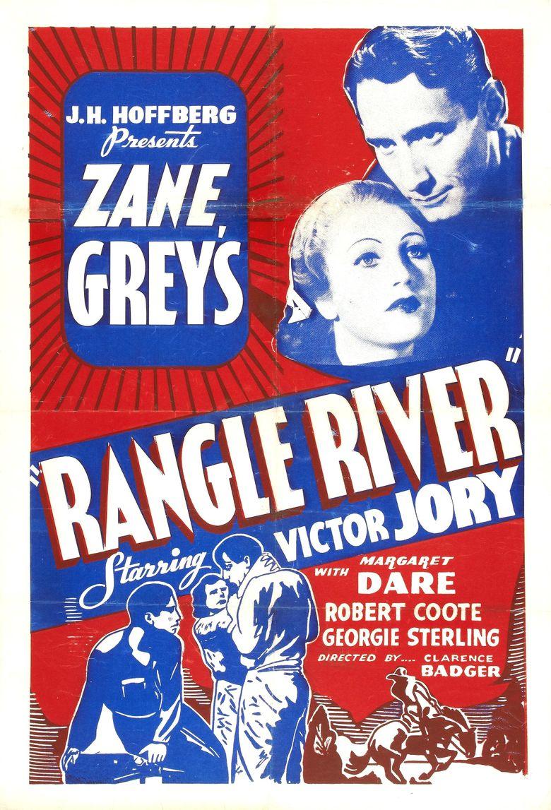 Rangle River Poster