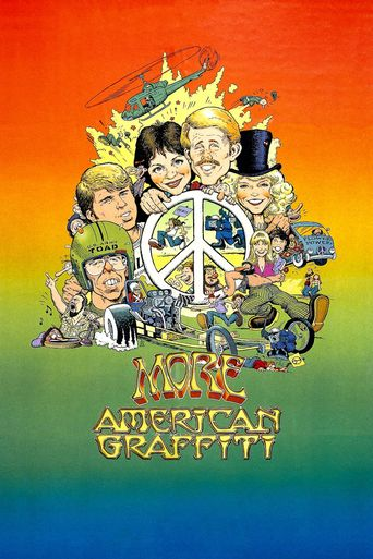 More American Graffiti Poster
