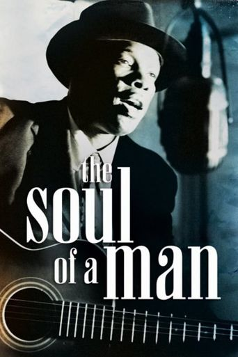 The Soul of a Man Poster