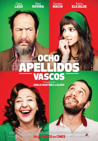 Spanish Affair Poster