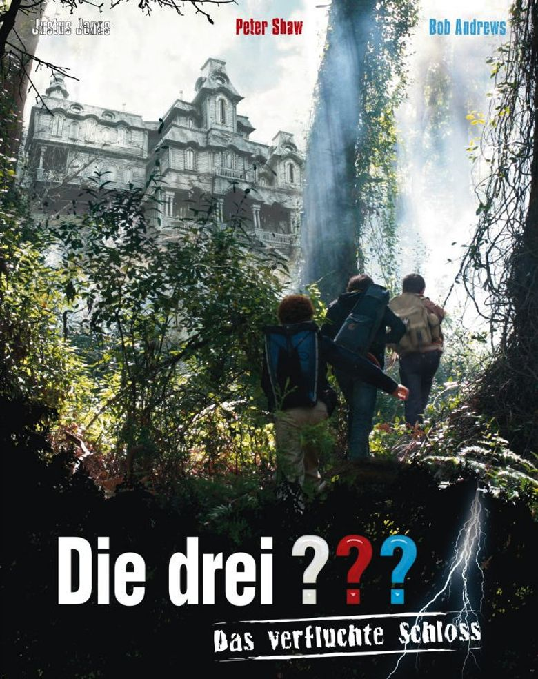 The Three Investigators and the Secret of Terror Castle Poster