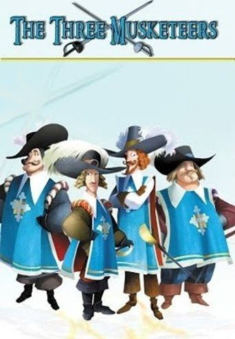 The Three Musketeers: An Animated Classic Poster