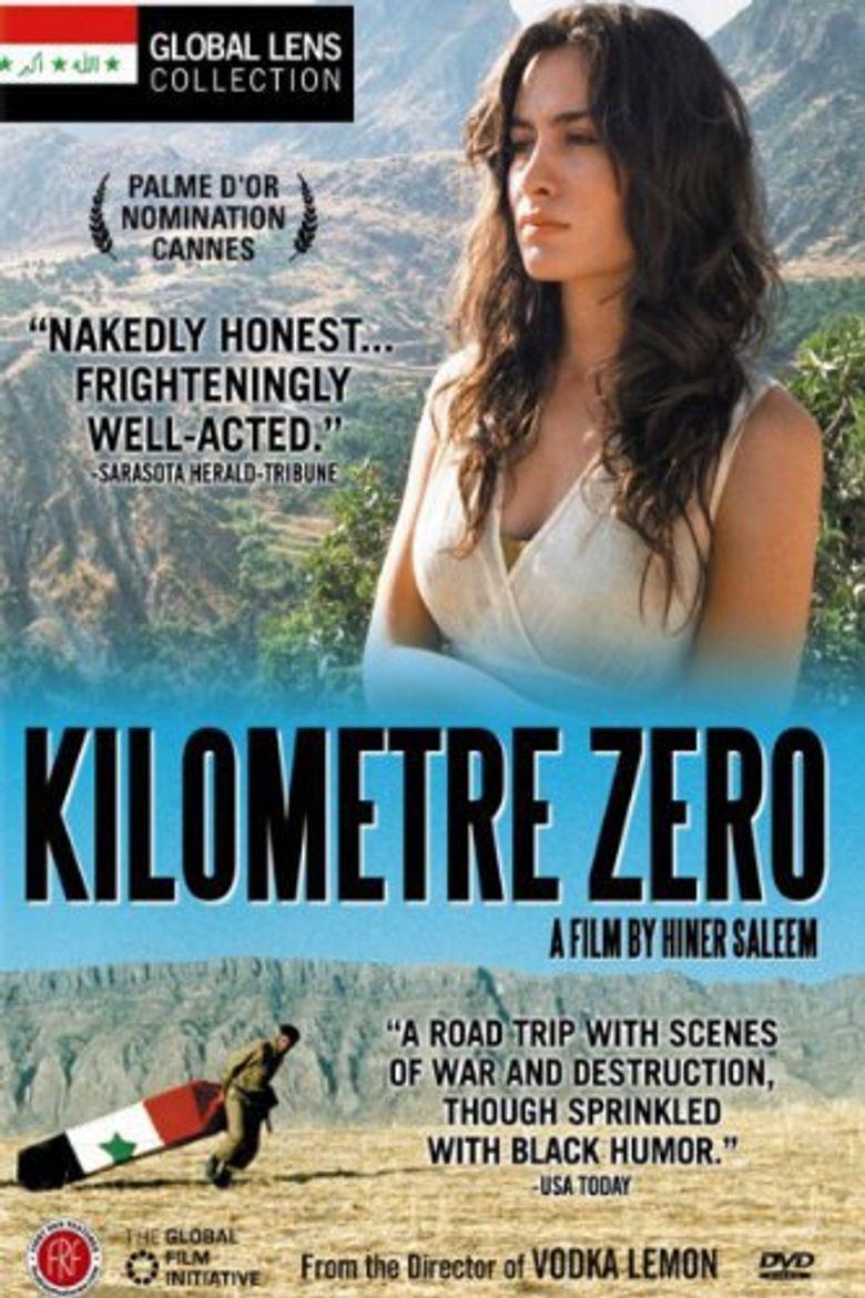 Kilometre Zero Poster