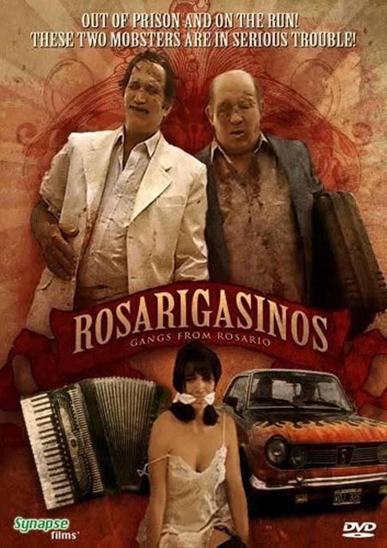 Gangs from Rosario Poster