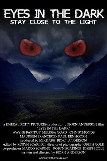 Eyes in the Dark Poster