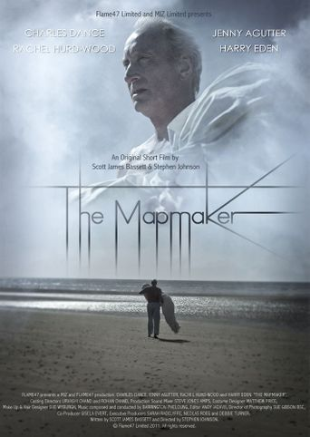 The Mapmaker Poster