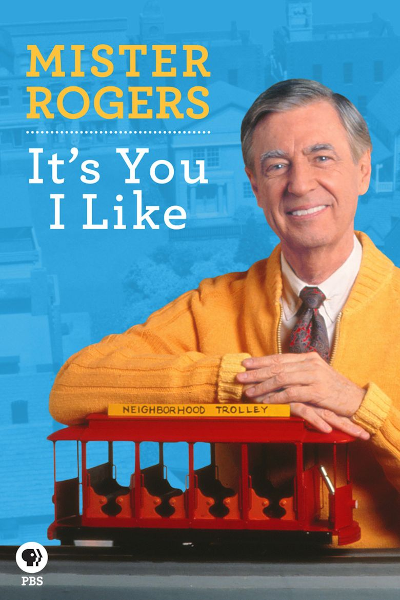 Mister Rogers: It's You I Like Poster