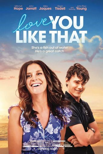 Love You Like That Poster