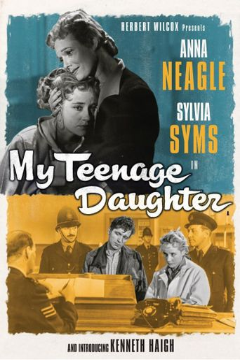My Teenage Daughter Poster