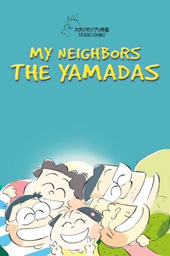 My Neighbors the Yamadas Poster