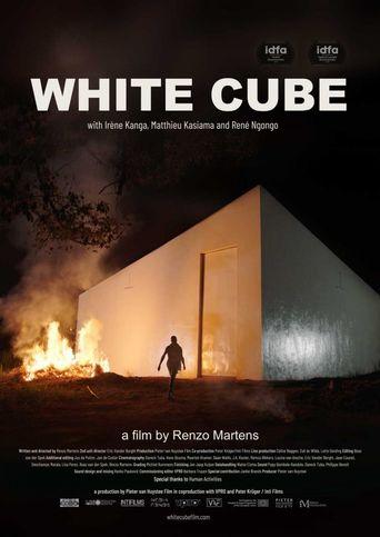White Cube Poster