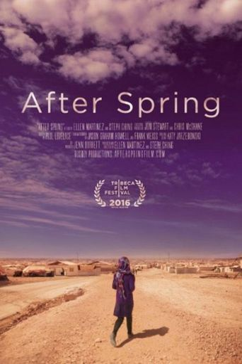 After Spring Poster