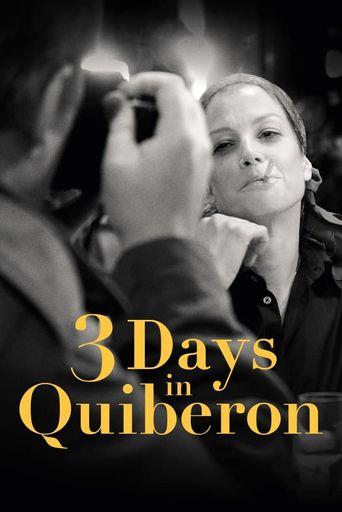 3 Days in Quiberon Poster