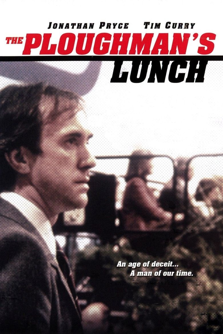 The Ploughman's Lunch Poster
