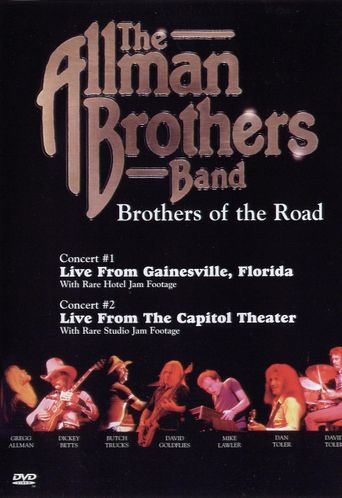 The Allman Brothers Band: Brothers of the Road Poster