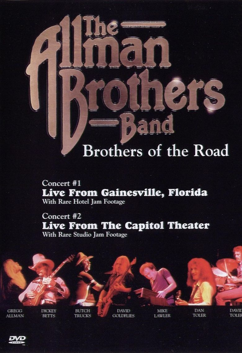 Watch The Allman Brothers Band: Brothers of the Road
