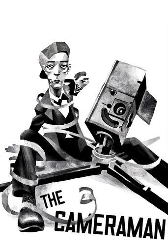 The Cameraman Poster