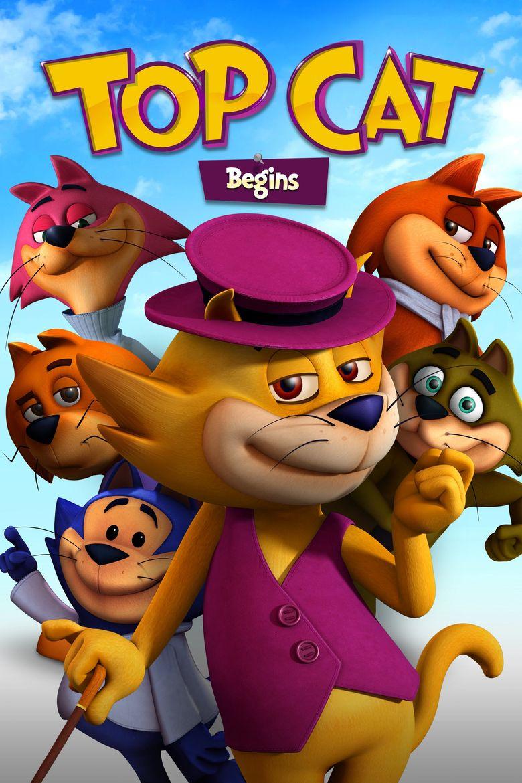 Top Cat Begins Poster