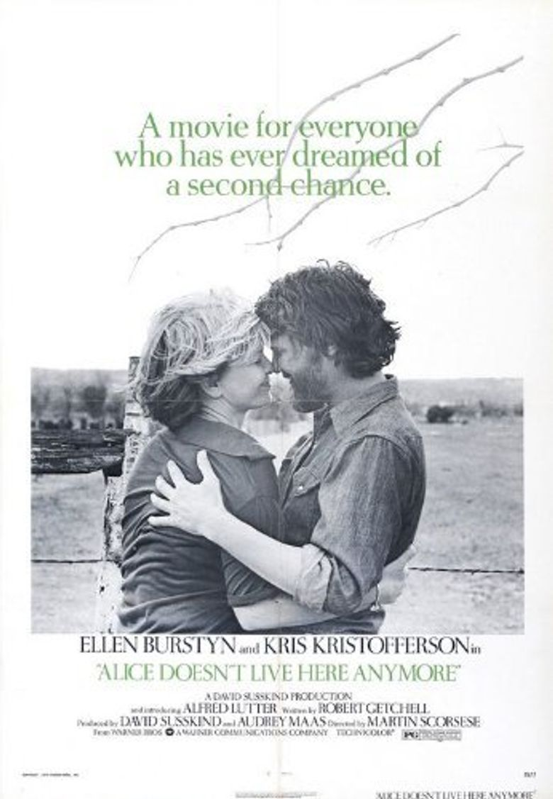Alice Doesn't Live Here Anymore Poster