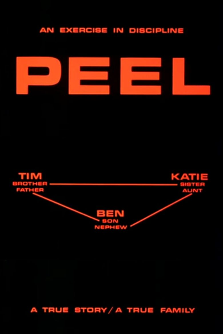 An Exercise in Discipline: Peel Poster
