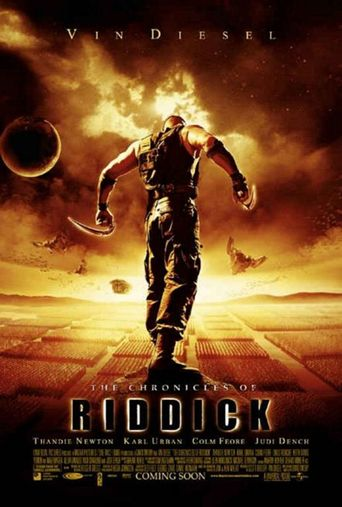 Watch The Chronicles of Riddick