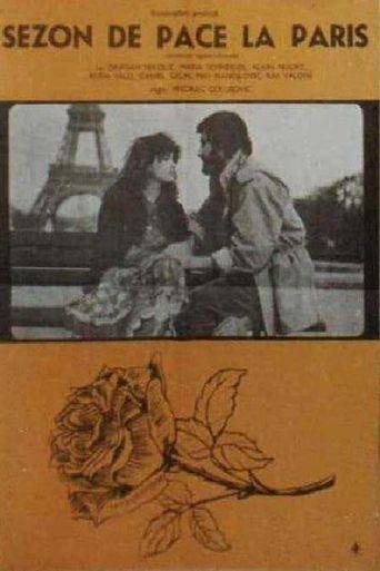 Season of Peace in Paris Poster